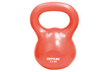 Kettler Kettle Ball 2,5 kg rot